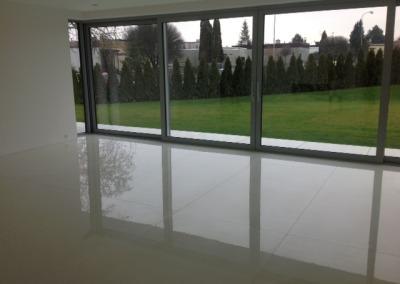 Velkoformátová dlažba interiér